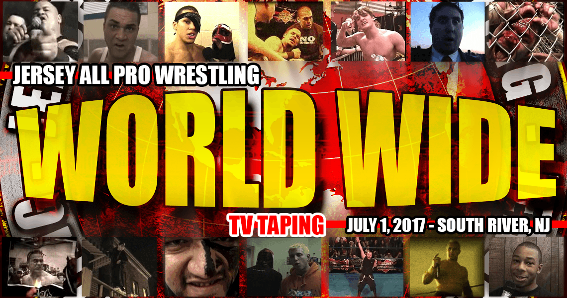 JAPW World Wide Taping – July 1, 2017 – South River, NJ