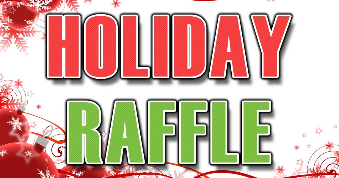 JAPW 2017 Holiday Raffle