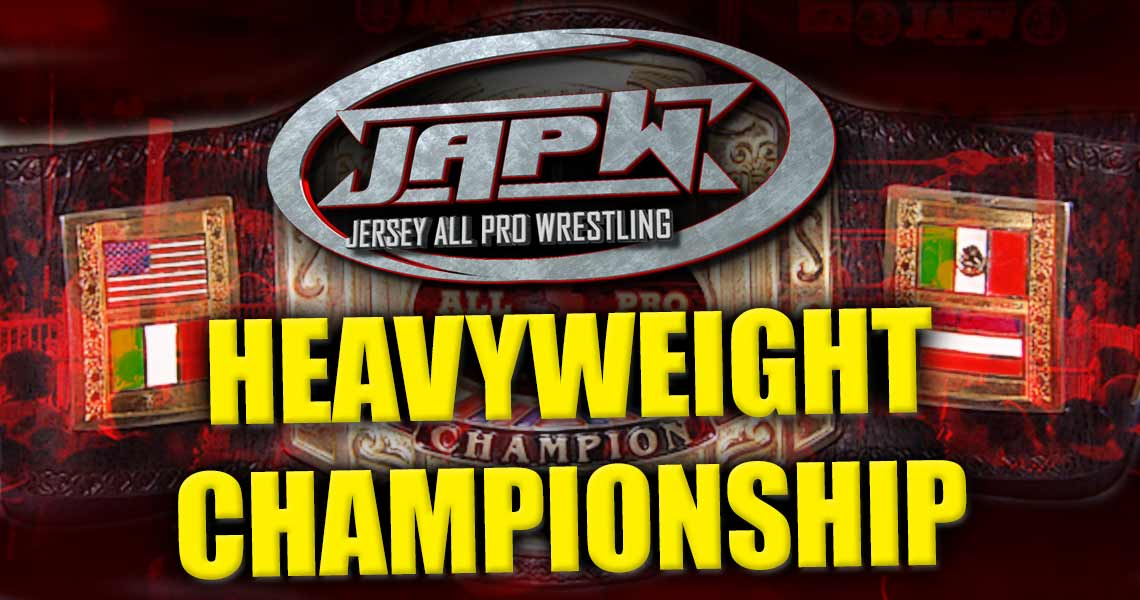 JAPW Heavyweight Championship