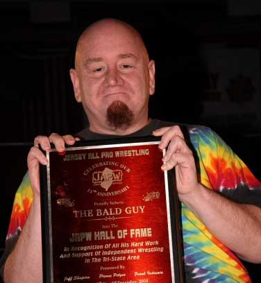Da Bald Guy