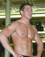 Pete (from Tough Enough)