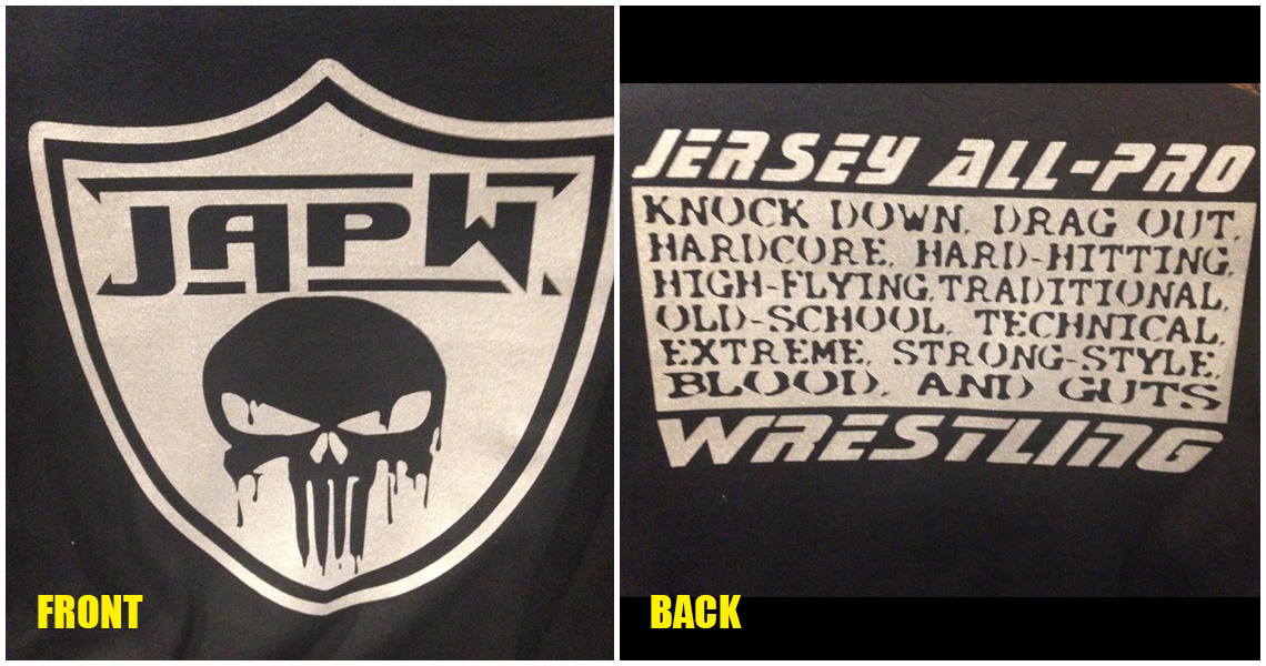 JAPW Punishment T-Shirt