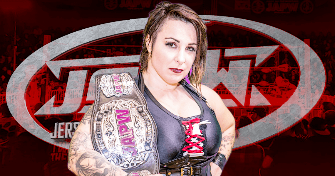 JAPW Women's Champion, LuFisto