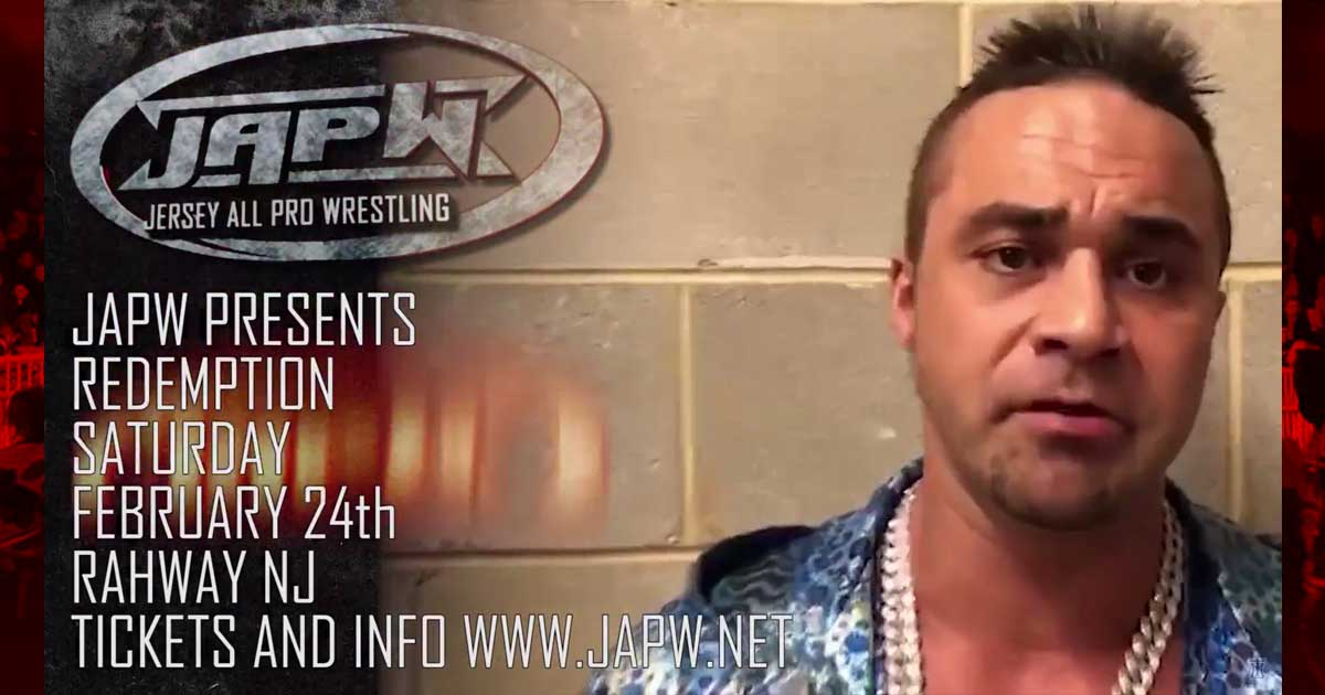 VIDEO: Homicide vs Teddy Hart vs Blk Jeez Preview