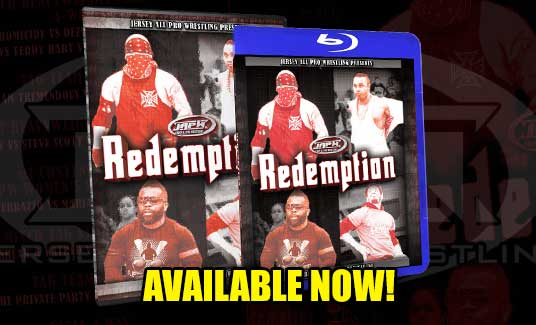 JAPW Redemption Available Now!