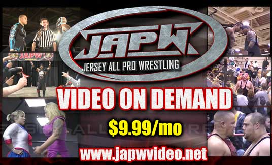 JAPW Video On Demand