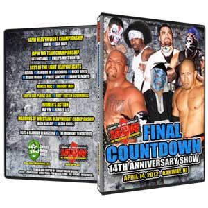 JAPW 14th Anniversary Show DVD