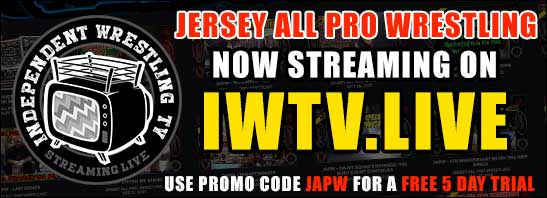 JAPW Now Streaming on IWTV.live